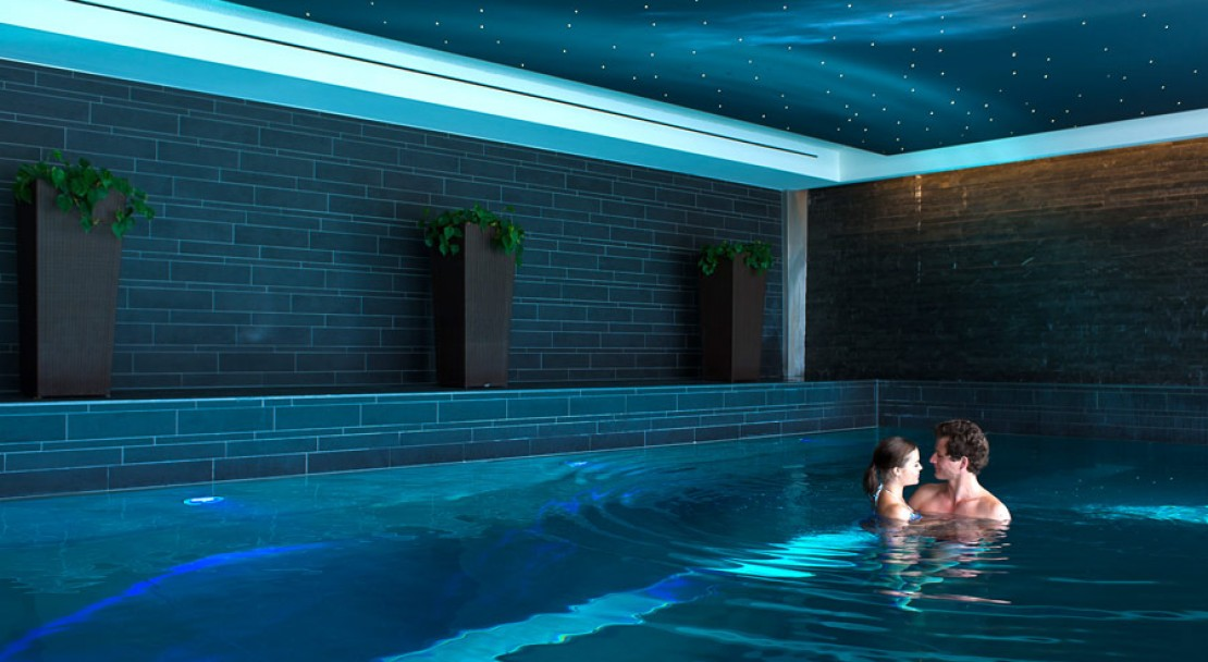 Indoor Pool - The Cambrian - Adelboden