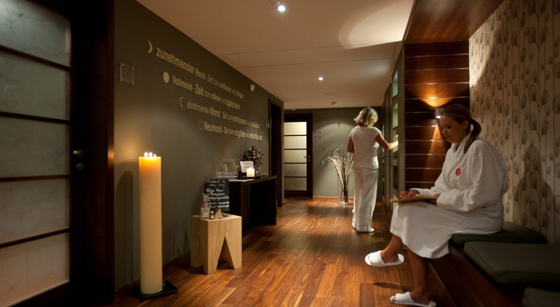 Spa area - The Cambrian - Adelboden
