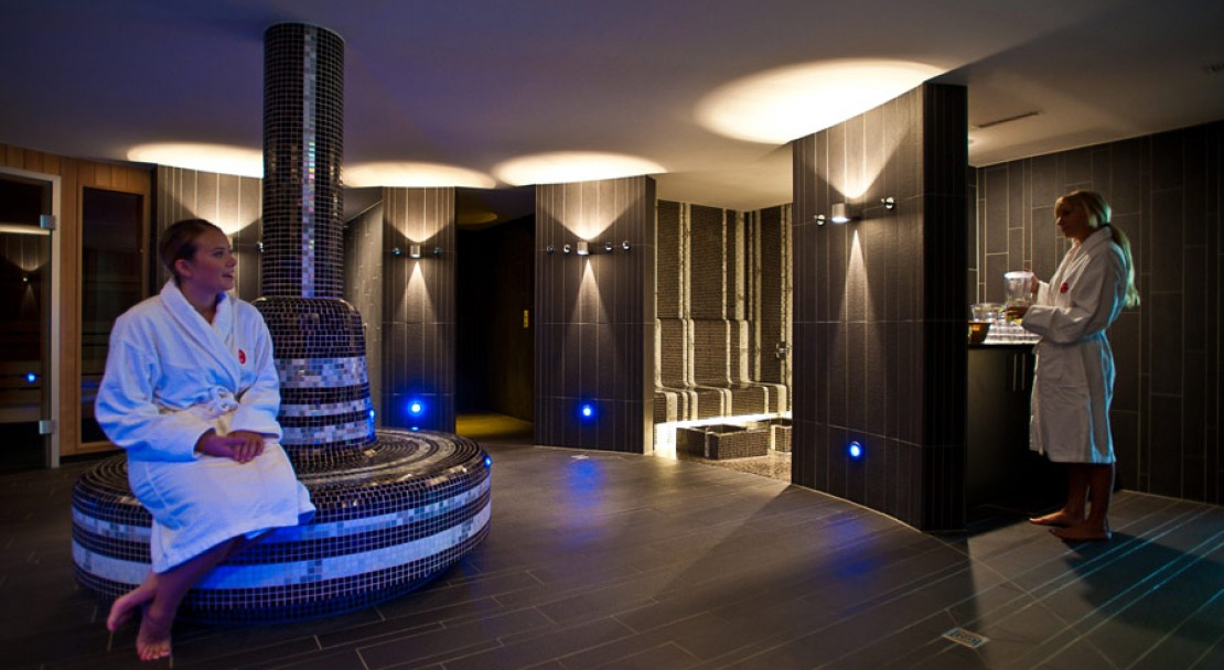 Stunning Spa area - The Cambrian - Adelboden