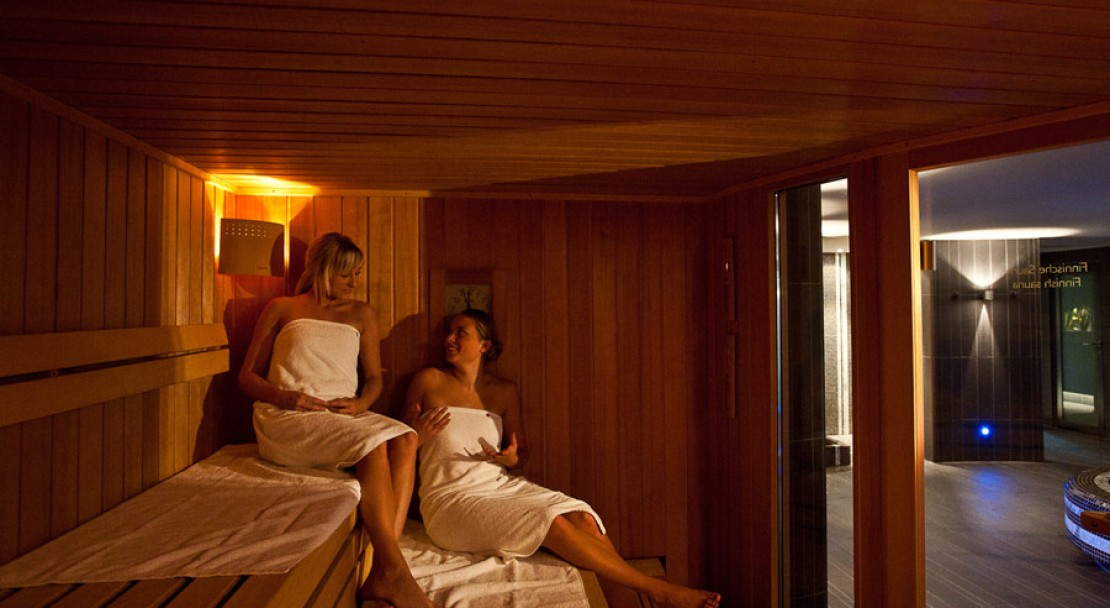 Sauna - The Cambrian - Adelboden