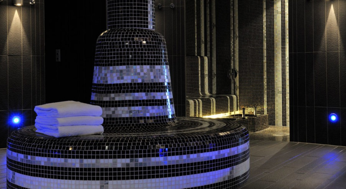 The Hammam  - The Cambrian - Adelboden