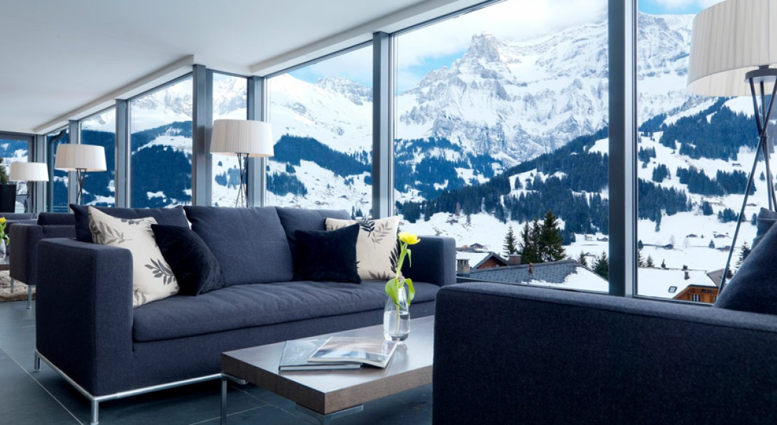 Lounge - The Cambrian - Adelboden
