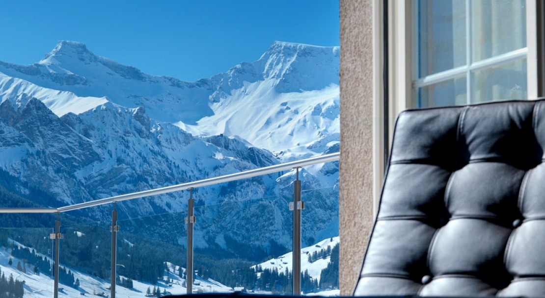Spectacular Views - The Cambrian - Adelboden