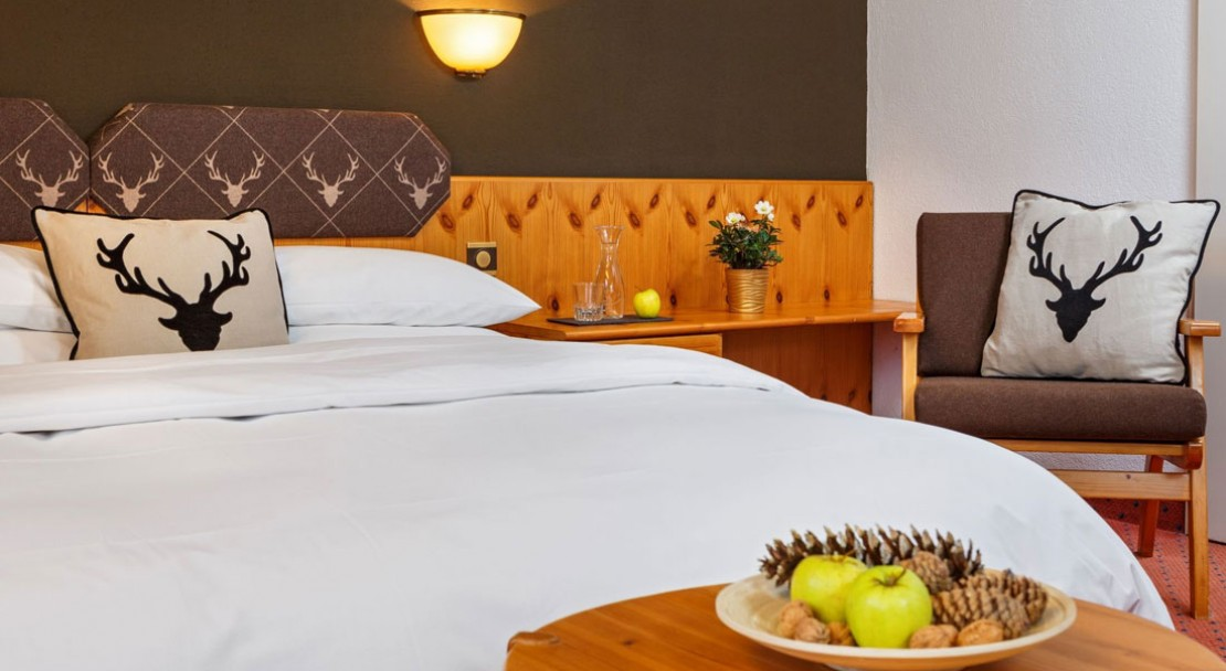 Hotel Sport Klosters Double Bed