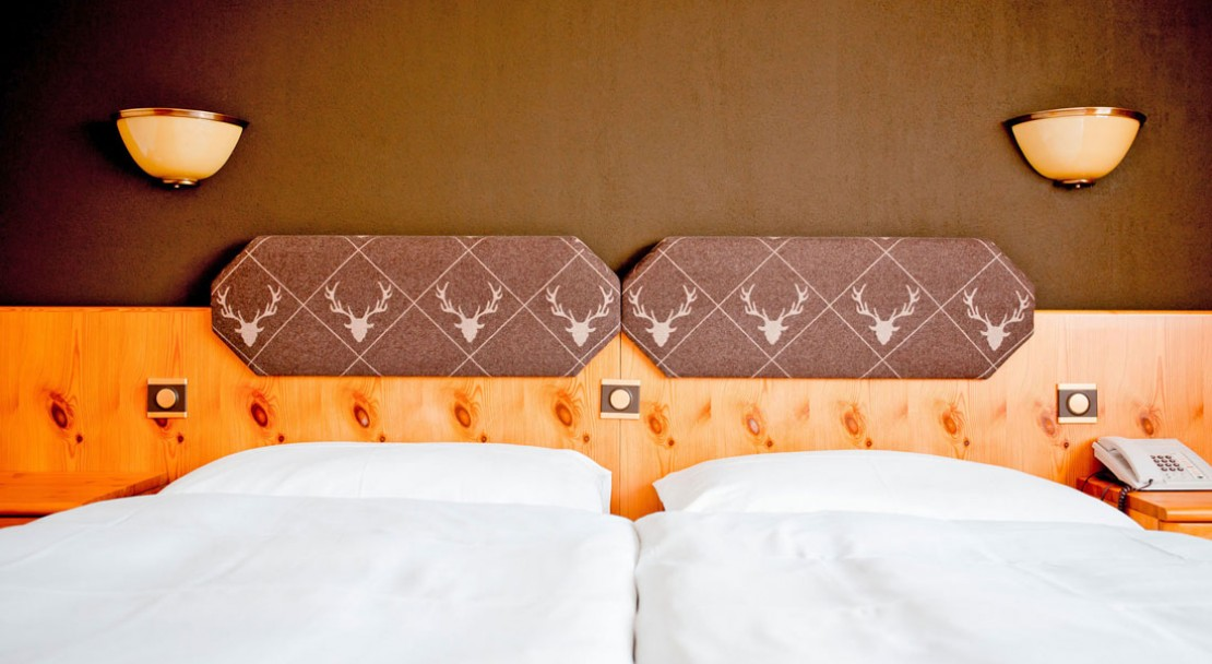 Hotel Sport Klosters Double/twin room
