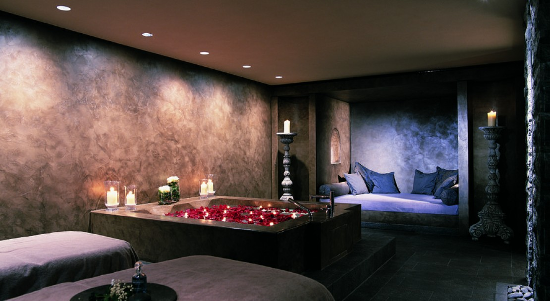 Private Spa Gstaad Palace Hotel