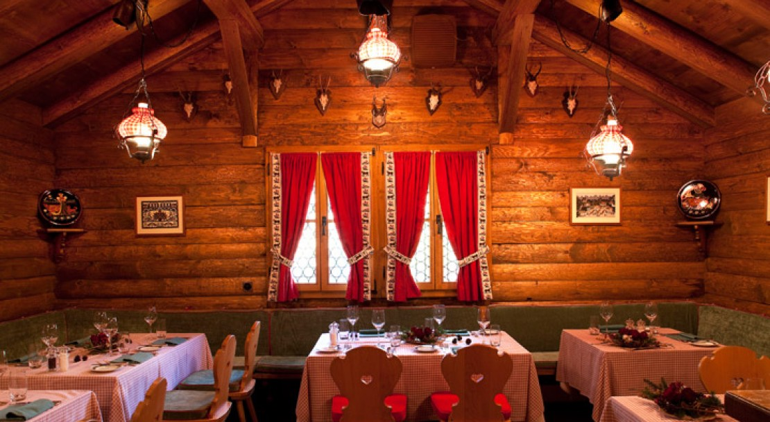 Traditional Cuisine - Grand Hotel Park - Gstaad