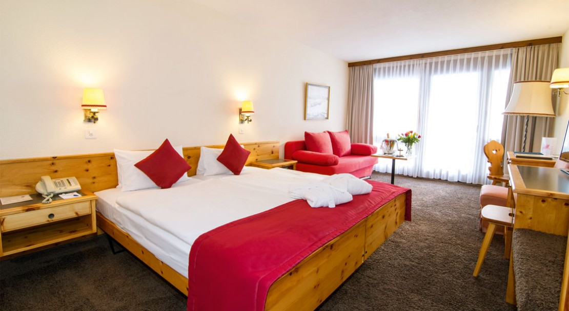 Standard Double Room - Central Sporthotel