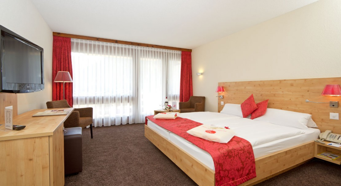 Superior Double Room - Central Sporthotel