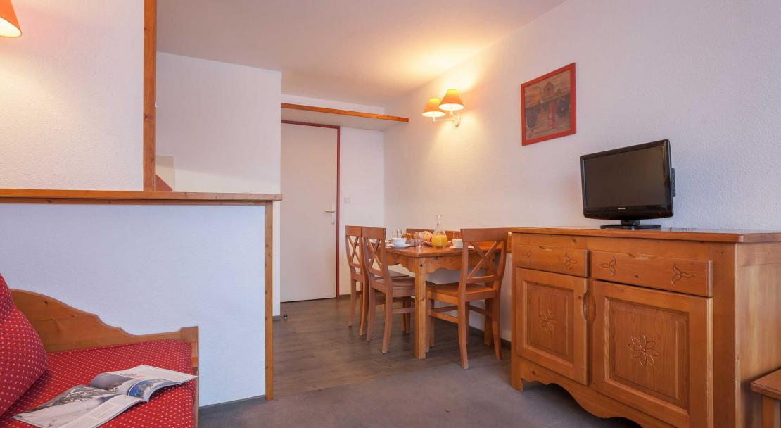 Apartment in Les Melezes Alpe d'Huez