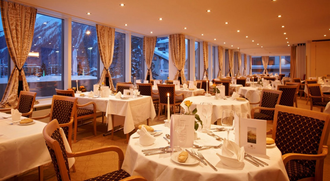 Panoramic Restaurant - Hotel Seehof
