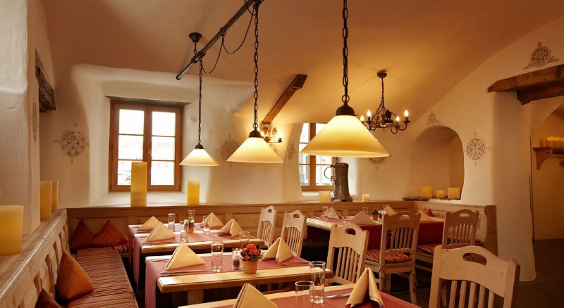 The Wintergarten Restaurant - Hotel Seehof