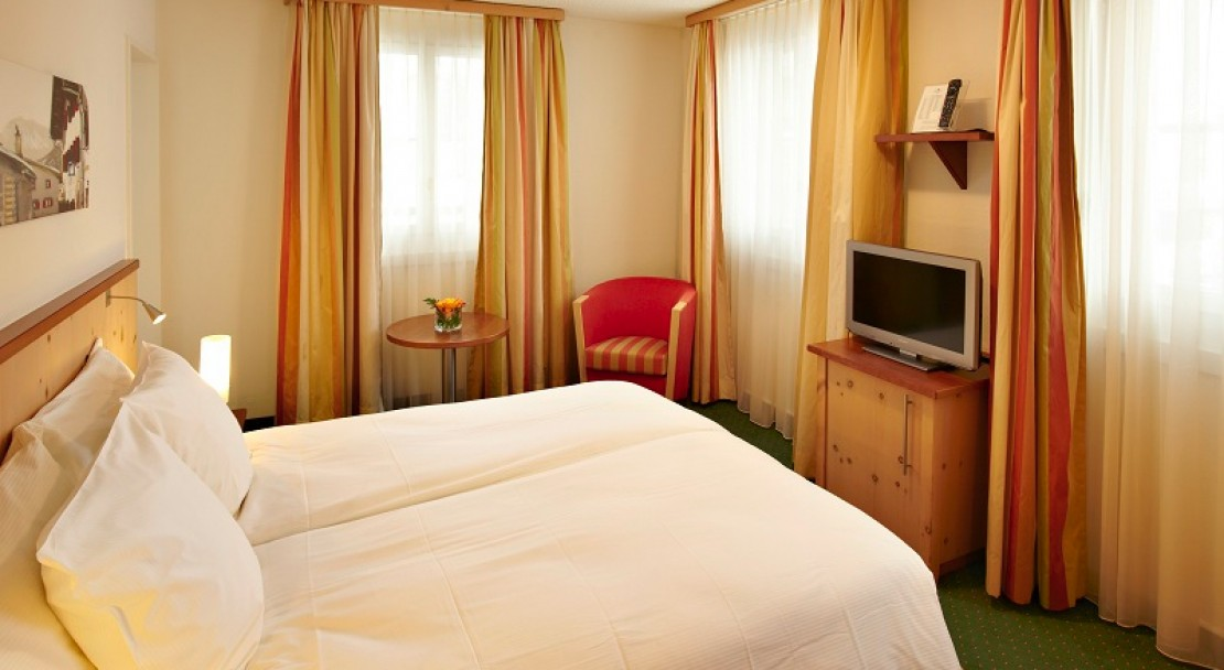 Double Room Hotel Seehof