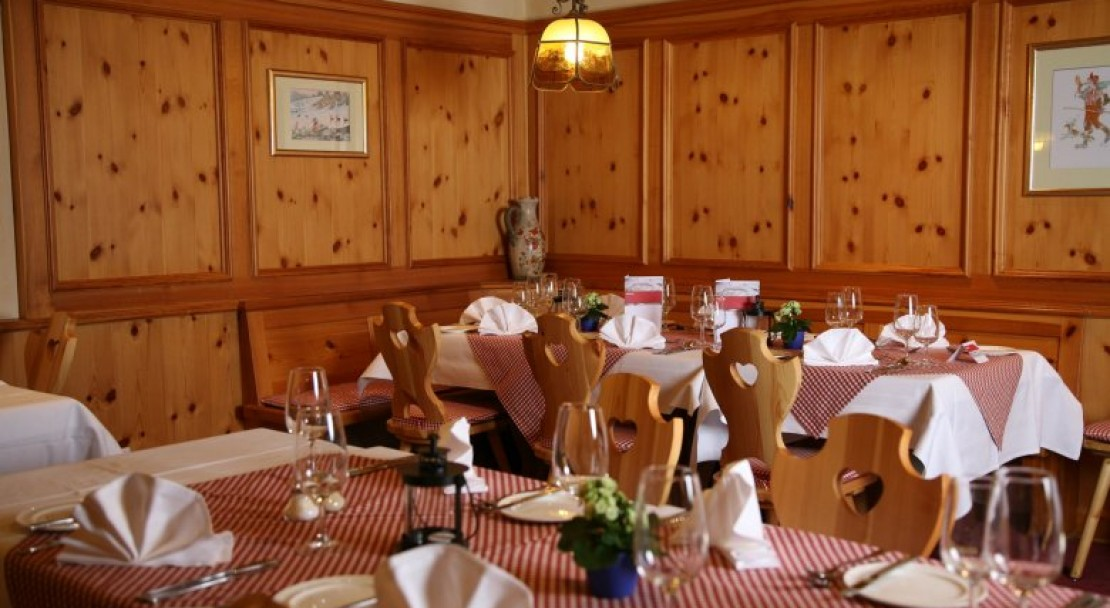 Restaurant - Sunstar Hotel Flims - Flims