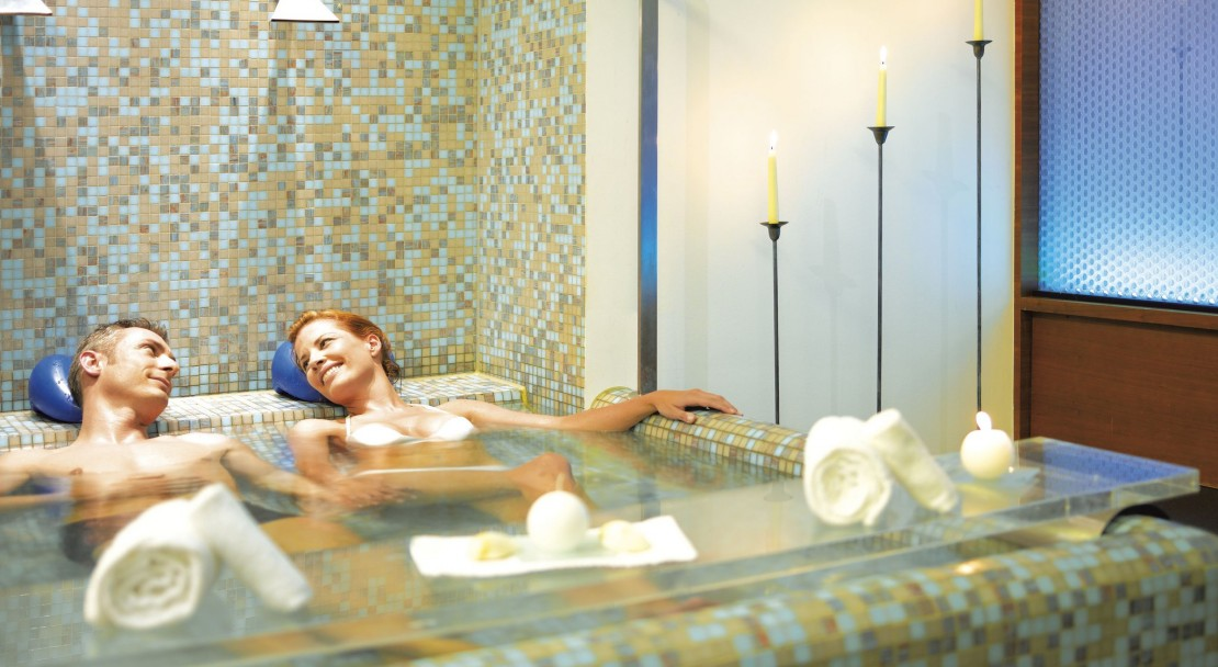 Waldhaus Flims Hotel Spa Couple