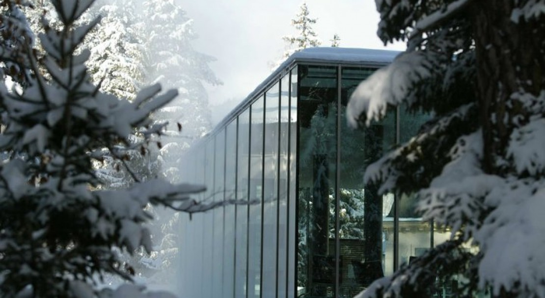 Waldhaus Flims Hotel Winter
