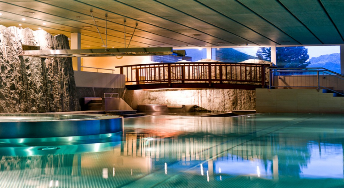 Spa at the Aroza Kulm