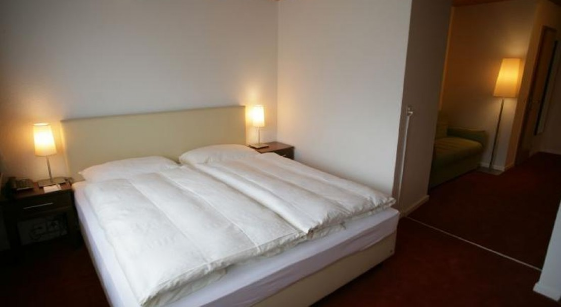 A Double Room - Sorell Hotel Asora - Arosa