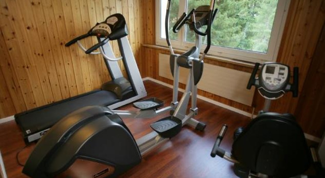 The Gym - Sorell Hotel Asora - Arosa