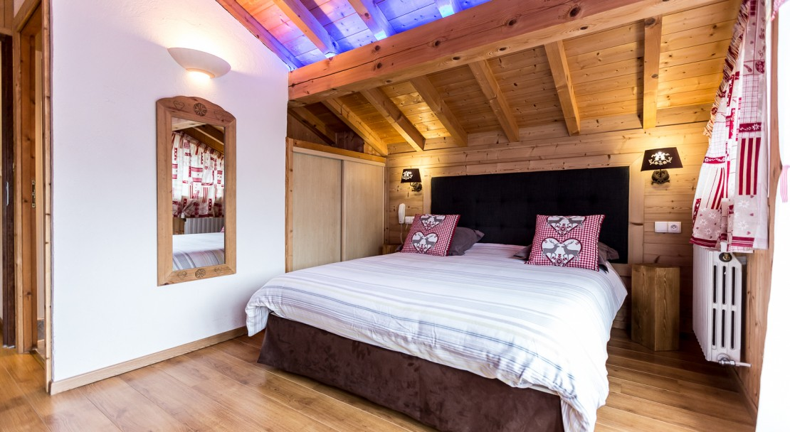 Alpina Morzine Superior room