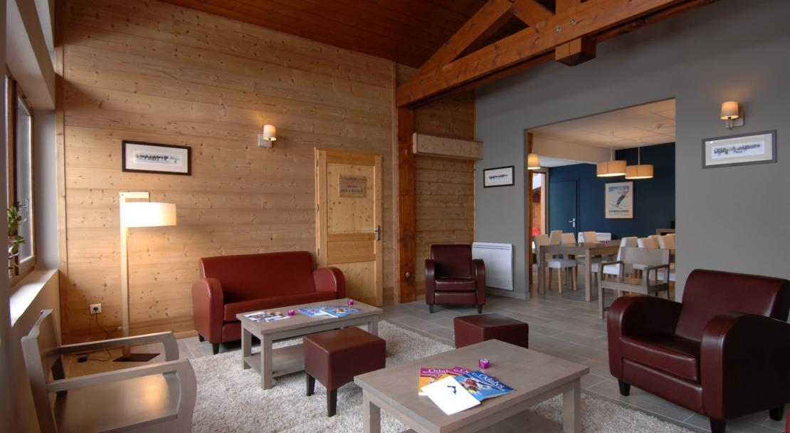 Residence Lune Argent - Reception - Megeve