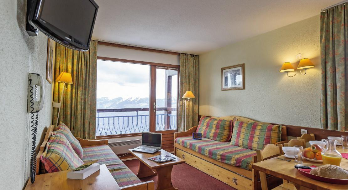 Apartment in Charmettoger Les Arcs