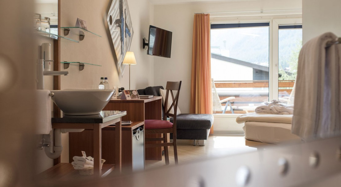 Double Room at Sunstar Style Hotel Zermatt - Switzerland