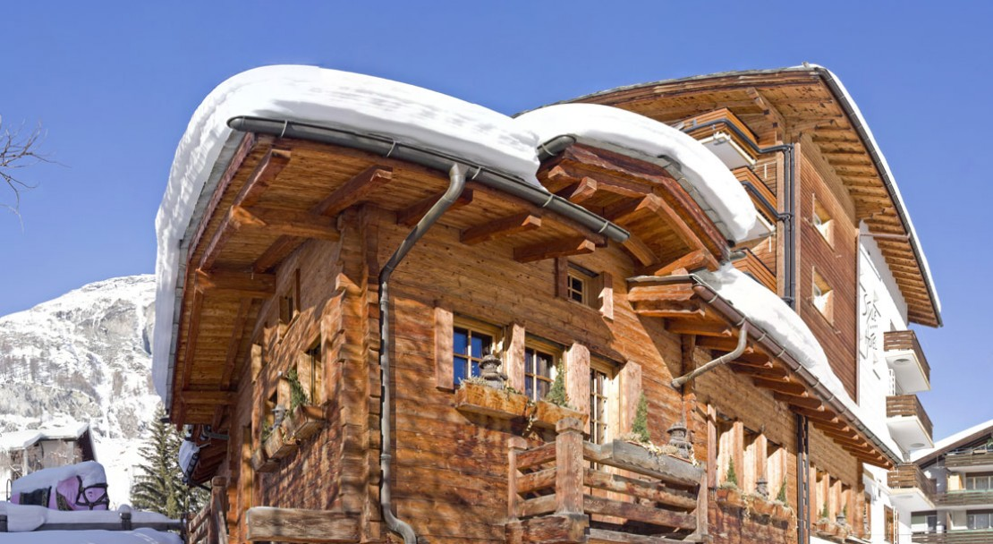 Exterior of Sunstar Style Hotel Zermatt - Switzerland