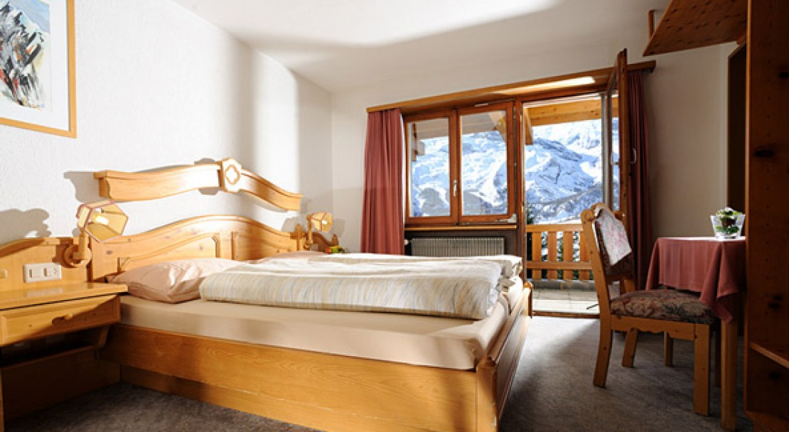 Double at Hotel Alphubel - Saas Fee - Switzerland