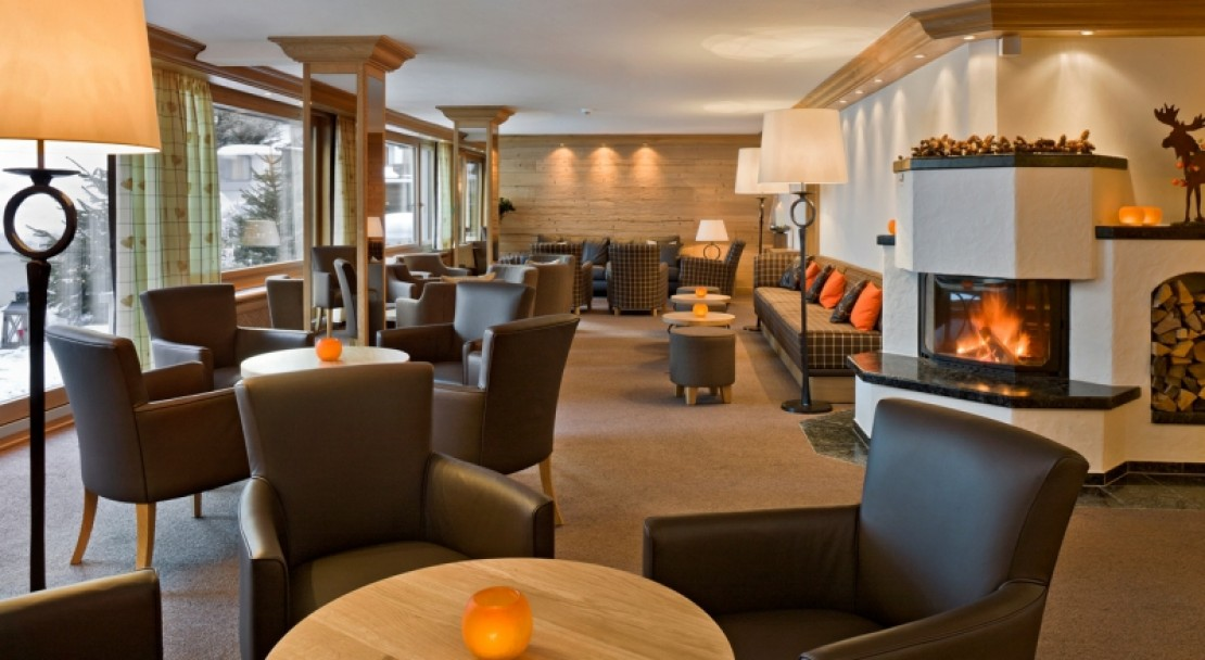 Hotel Holiday - Zermatt - Lounge
