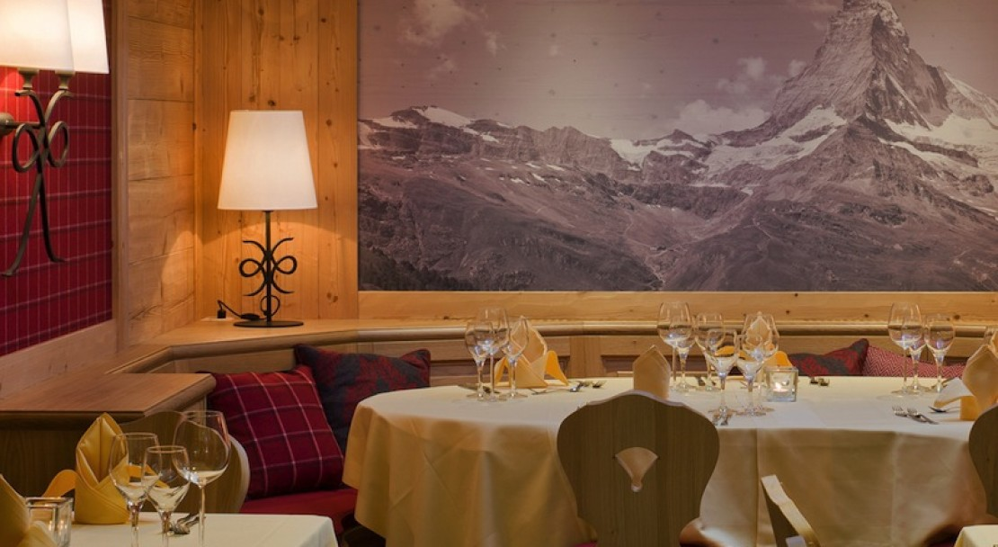 Hotel Holiday - Zermatt  - Restaurant