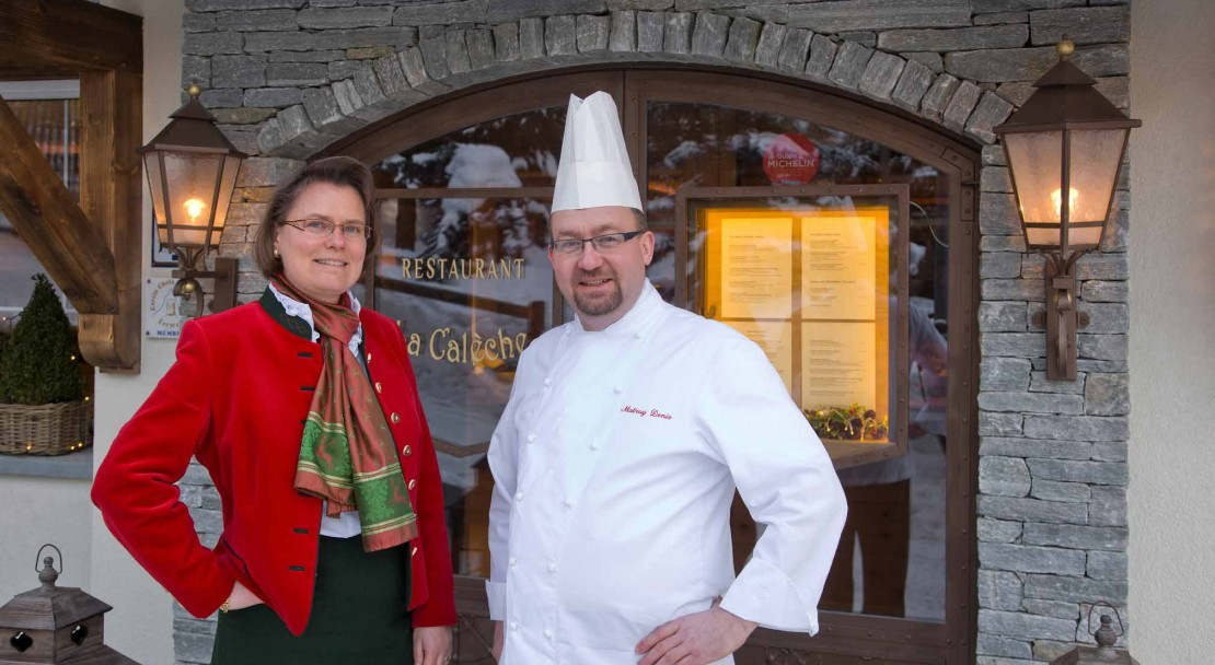 Friendly staff - Hotel Holiday - Zermatt