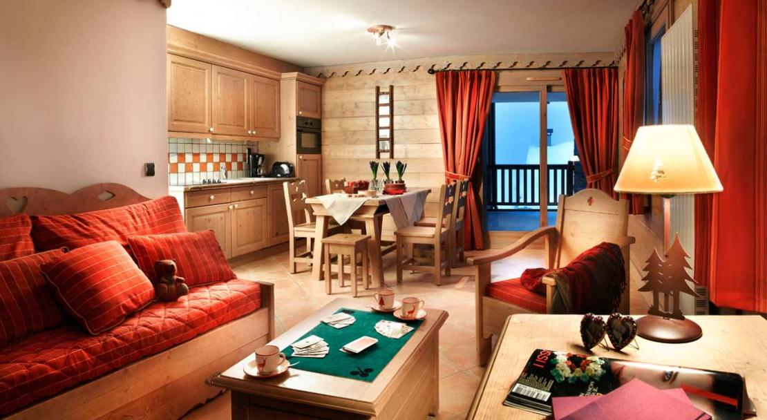 Apartment - Residence le Coeur d'Or - Bourg St Maurice