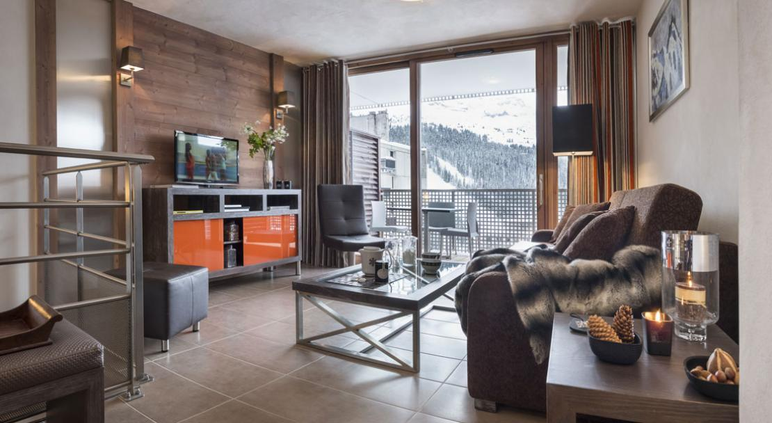 Le Centaure, Flaine, Apartment 2