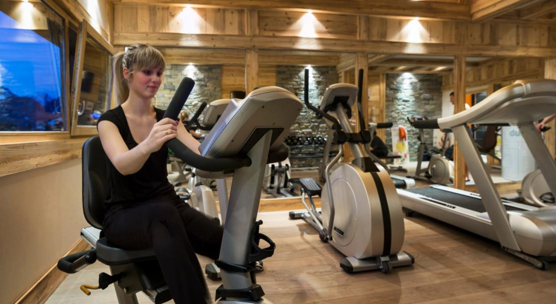 Gym, Les Chalets D'Angele