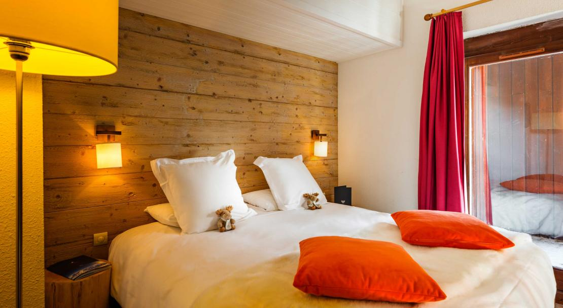 Hotel Aigles De Neiges Val D'Isere Classic room