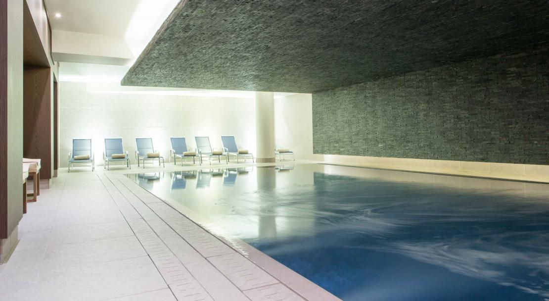 Hotel Aigles De Neiges Val D'Isere Swimming pool