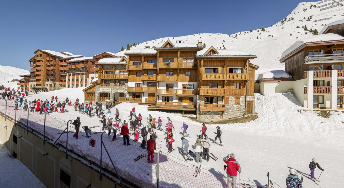 La Plagne Les Cimes Meeting Point