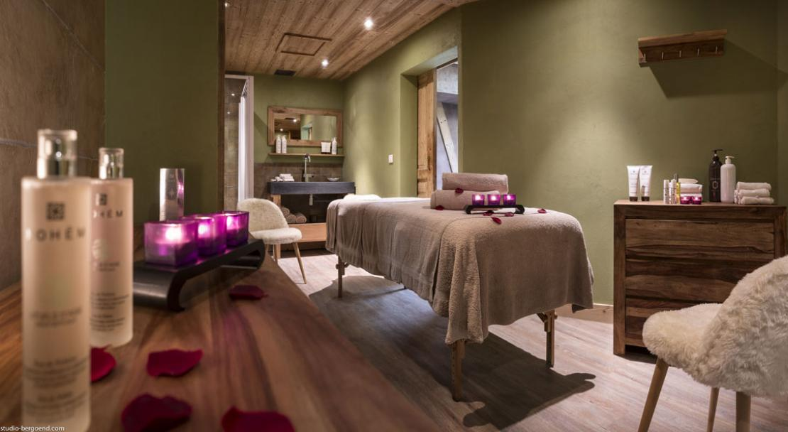 Residence L'Oxalys Val Thorens Spa