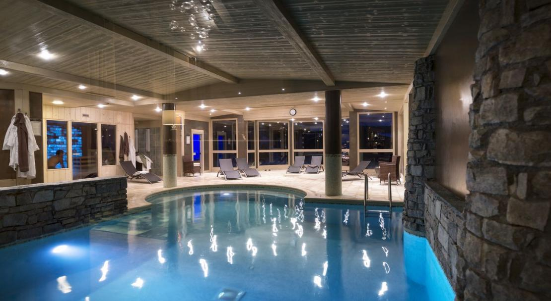Residence L'Oxalys Val Thorens Pool