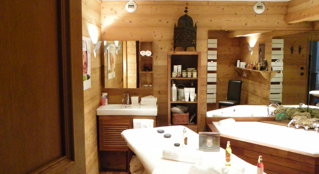 Hotel Carlina - treatment room - La Clusaz