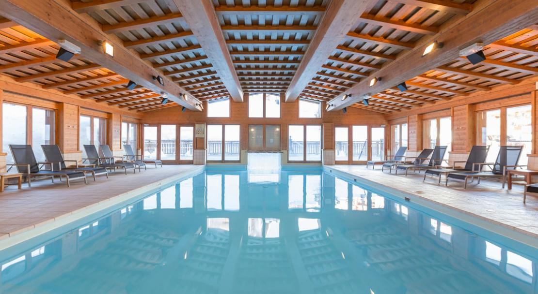 Le Village Arc, Les Arcs, Swimming Pool