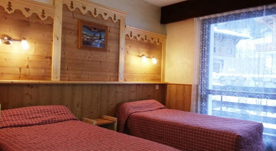 Bedroom Hotel Le Soly Morzine