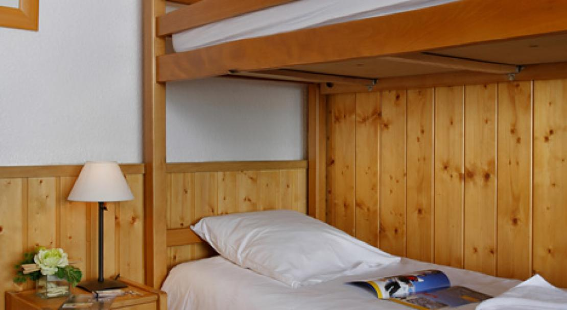 Le Chaix, Alp D'Huez, Bunk Beds