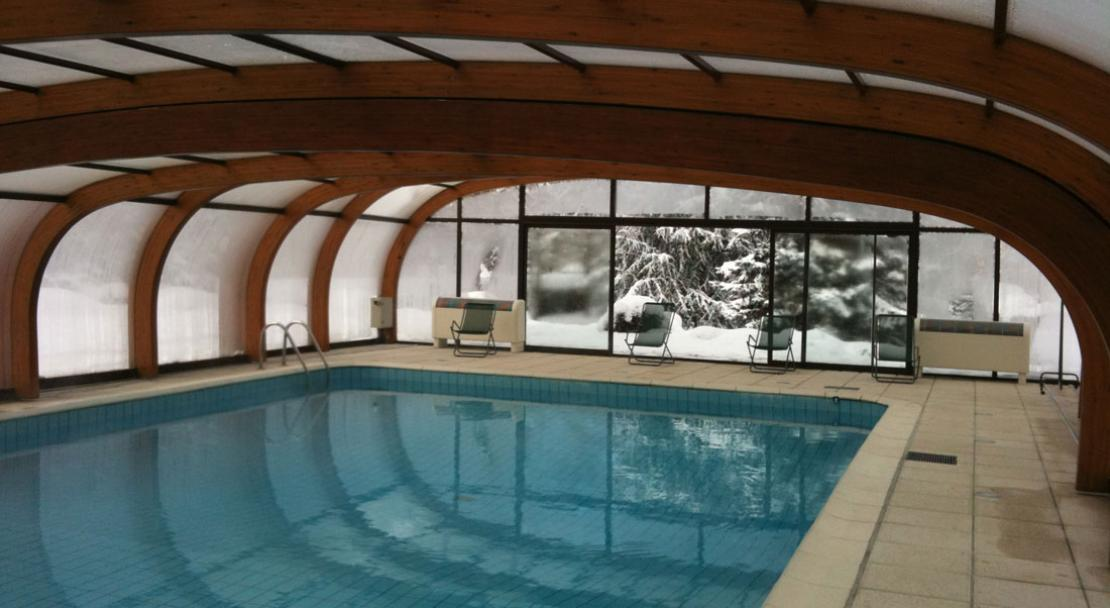 Hotel Les Glaciers - Indoor pool