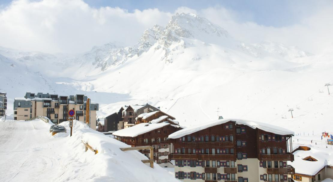 Hotel Ski d'Or - Exterior - Snowy Mountains