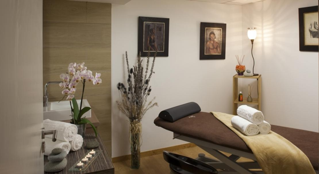 Hotel Alpenrose -Treatment room - Alpe d'Huez