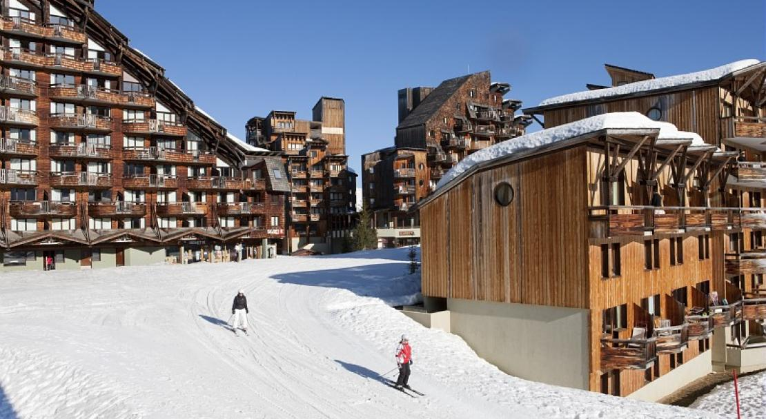 Ski Slope Apartments-La Falaise-Avoriaz-France