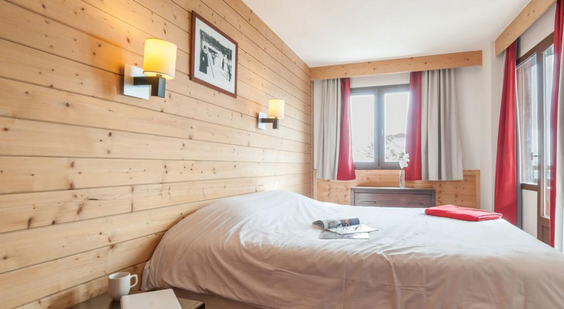 Double Bedroom - La Falaise - Pierre & Vacances - Avoriaz