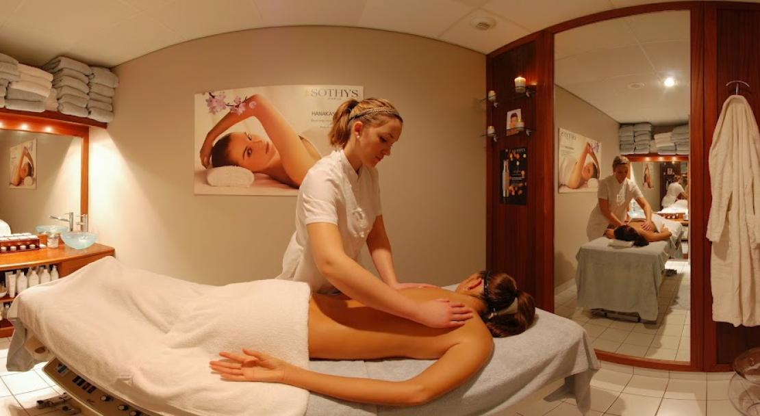 Hotel Christiania - Treatment room - Val d'Isere